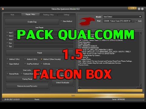 جميع تحديثات فالكون كوالكوم - Falcon Qualcomm Updates | حزوري للبرمجة