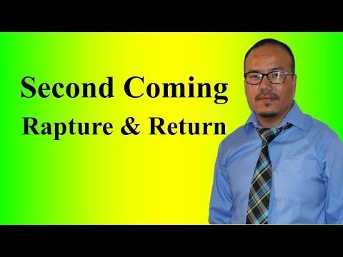 Eschatology : Rapture and Return of Christ