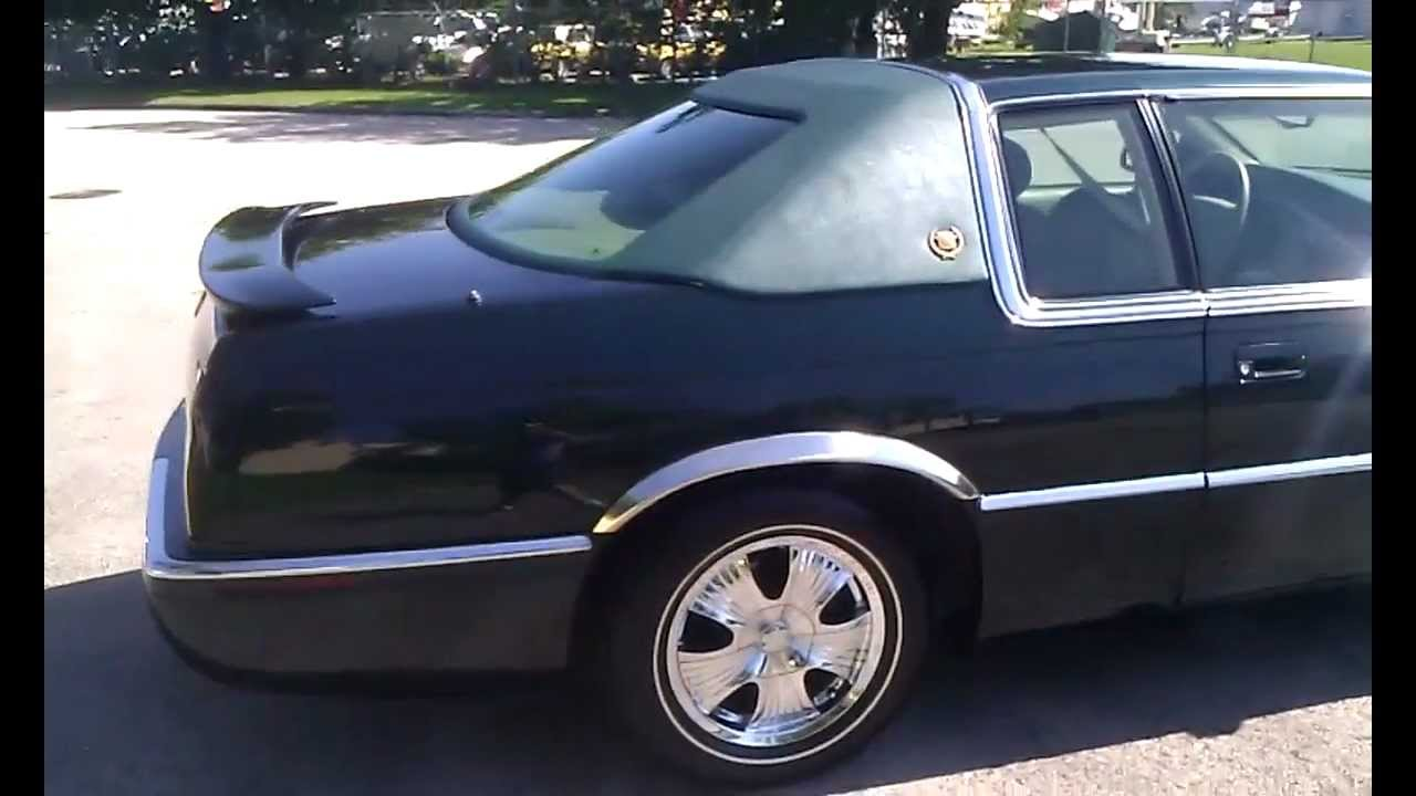 for sale 1998 cadillac eldorado etc coupe 2d youtube for sale 1998 cadillac eldorado etc coupe 2d