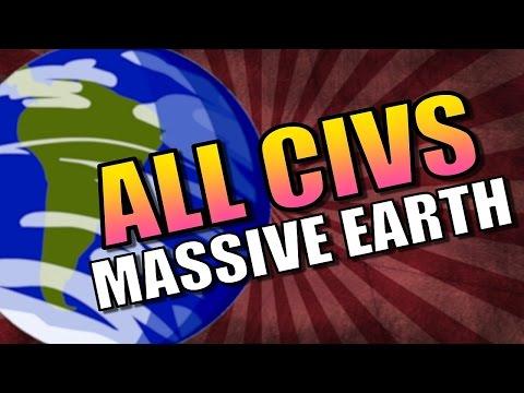 AMERICA VS ENGLAND!! | Civilization 6 Gameplay [Civ 6 AI Only Deity] - Part 5