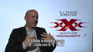 xXx Reactivado - Entrevista con su Director