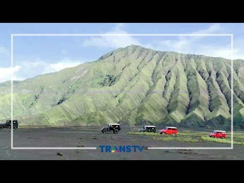 MY TRIP MY ADVENTURE - Pesona Gunung Bromo (11/06/16) Part 2/6