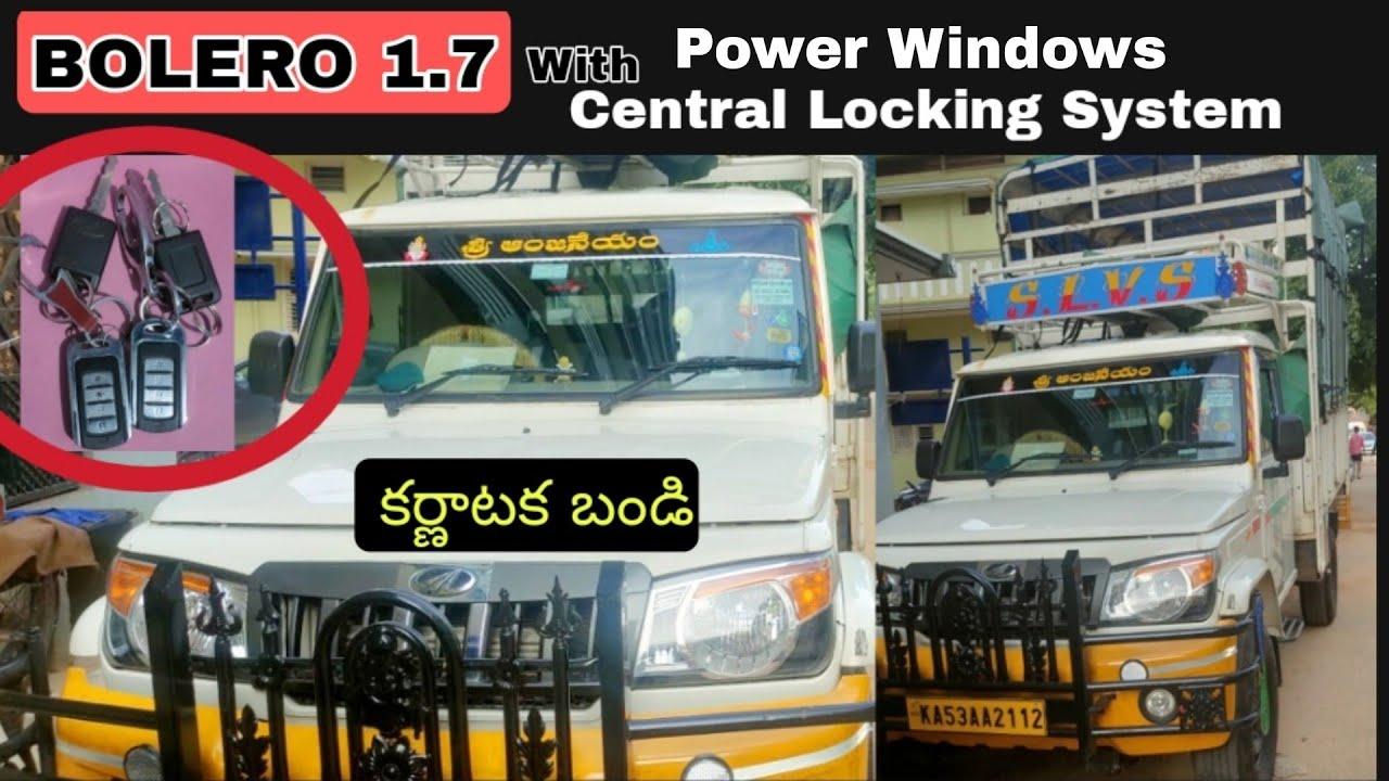 Bolero 1.7 With POWER WINDOWS & CENTRAL LOCKING SYSTEM | #bolero #dost #badadost