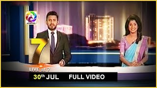 Live at 7 News – 2019.07.30 Thumbnail