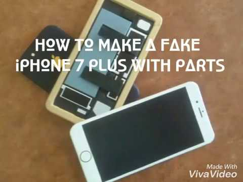 How to change screen iphone 7 plus