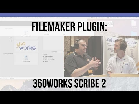 Connecting FileMaker to Word | Excel | PDFs | FileMaker 14 Videos