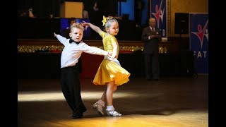 Cha Cha Jive Juvenile Ballroom dancing competition Sydney