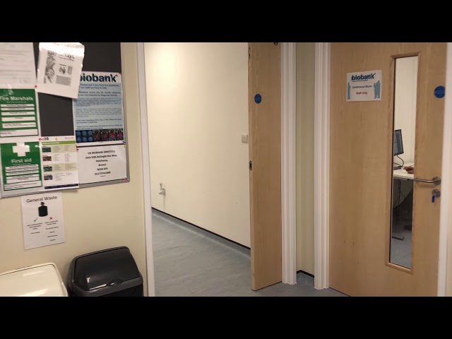 Time lapse of Bristol Imaging Centre