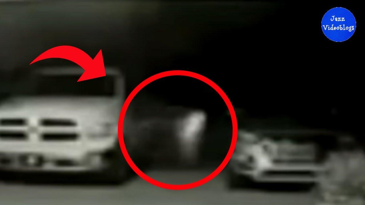 Fantasmas captados en vídeo