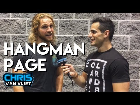 Hangman Page compares Bullet Club and Balor Club, Being the Elite, Adam Cole, New Japan