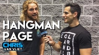Baixar Hangman Page compares Bullet Club & Balor Club, Being the Elite, Adam Cole, New Japan