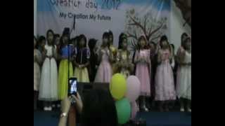 Home Sweet Home And Big big Big, Children song,Kids song, Educational song, by Kak Zepe.wmv