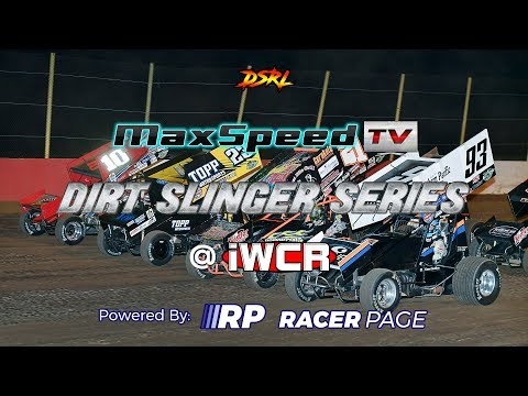 🔴 MSTV Dirt Slingers 360 Sprint Series @ Eldora