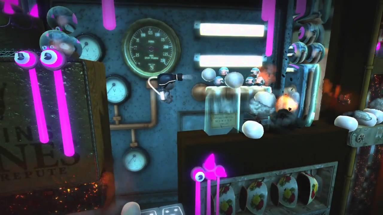 小小大星球 2-「創造槍」宣傳影片-PS3-巴哈姆特GNN - YouTube