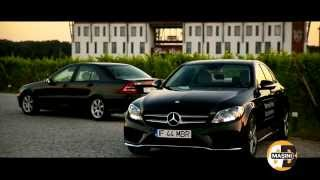 Test Mercedes-Benz C 220 BlueTEC
