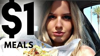 Living on £1 a Day | #2 (London Hacks)