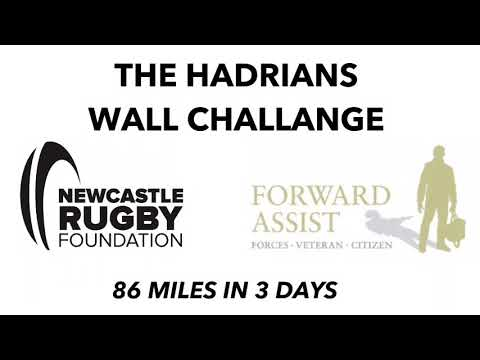 Introducing the Hadrians Wall Challenge