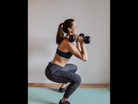 Sculpting Weights Home Workout