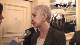 Adela de Torrebiarte habla sobre la reforma policial
