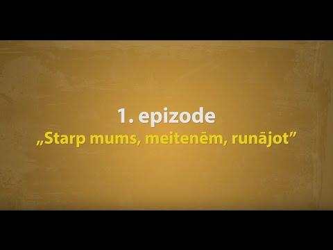 """Meitenes, puiši un pubertāte - 1. epizode """"Starp mums, meitenēm, runājot"""""""