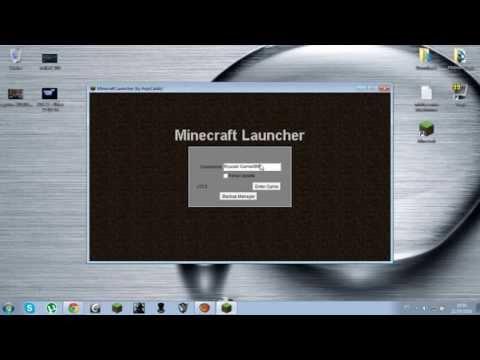 Como Baixar e Instalar Minecraft PC Fraco 2015