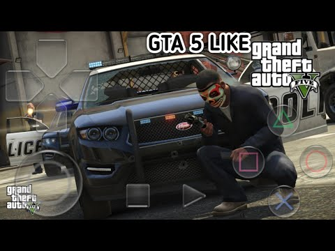 [offline/online] TOP 5 LIKE GTA 5 GAMES FOR ANDROID 2020