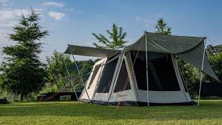 2020全新設計威力屋300king露營帳篷