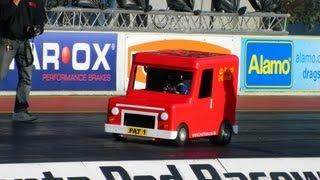 Cover images BastRad - Drive  (Best Of 2012 Worlds Fastest Postman Pat Van - Includes Santa Pod Runs.)