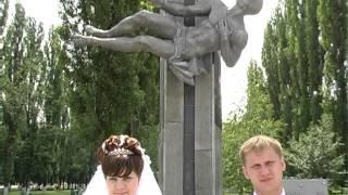 ролик свадьбы Алексея и Ксении 2 июня 2012г