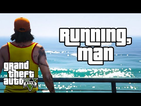 """Running, Man"" 