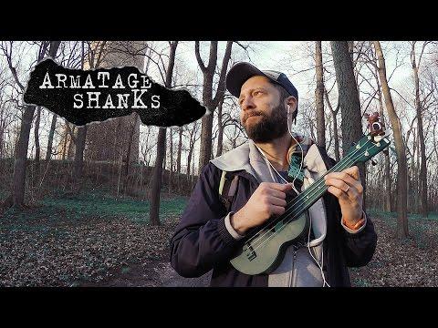 Green Day -  Armatage Shanks (acoustic ukulele cover)