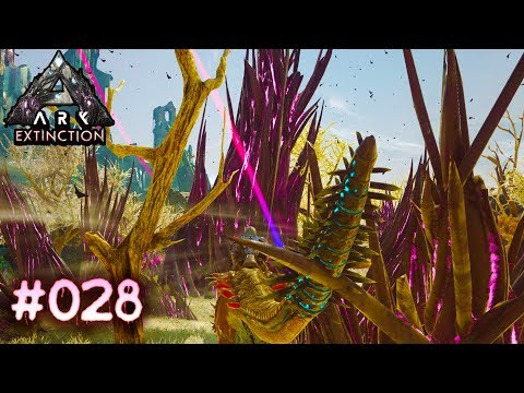 ARK Extinction #028 Elemental Node Battle | Deutsch