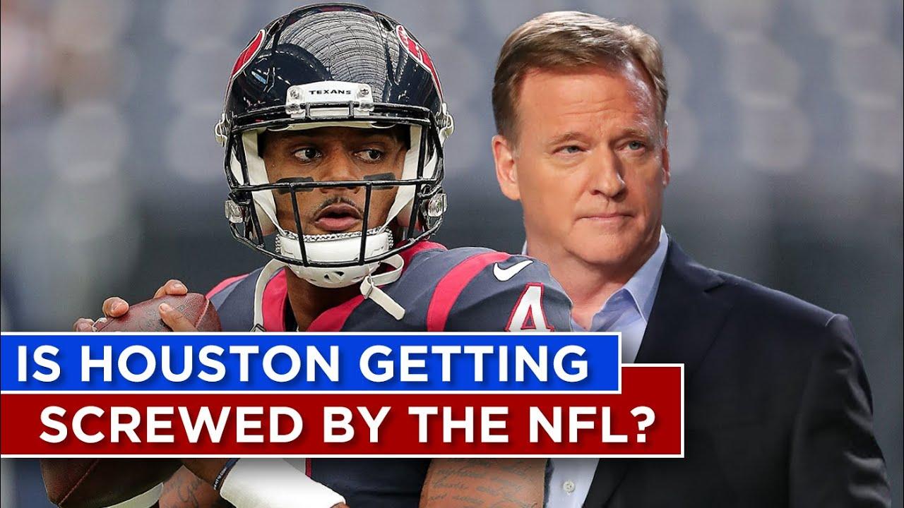 Deshaun Watson remains part of Texans despite career being in limbo