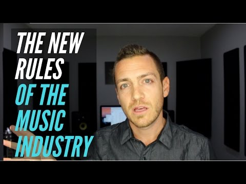 The New Rules Of The Music Industry  TheRecordingRevolutioncom