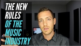The New Rules Of The Music Industry - TheRecordingRevolution.com