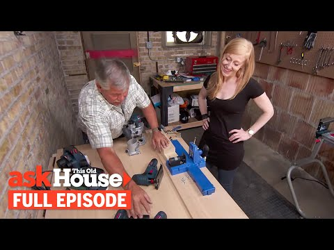 Ask This Old House | Workshop, Light Switch (S15 E10) | FULL EPISODE