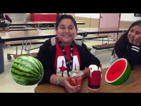Smarter School Meals | Almeria Middle School Fontana USD