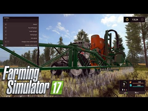 Farming Simulator 17 | MISSION SYSTEM/CONTRACTING