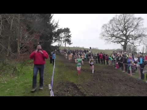 u13g UK Inter Counties Championships 12032015