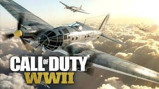АД В НЕБЕ! - БОЕВЫЕ САМОЛЁТЫ ВТОРОЙ МИРОВОЙ! - Call of Duty: WW2 #8
