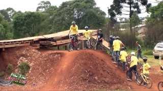 Campeonato de BMX Dirt Jump Pitanga PR Categoria Iniciante