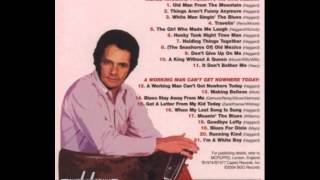 Merle Haggard ~ Things Aren