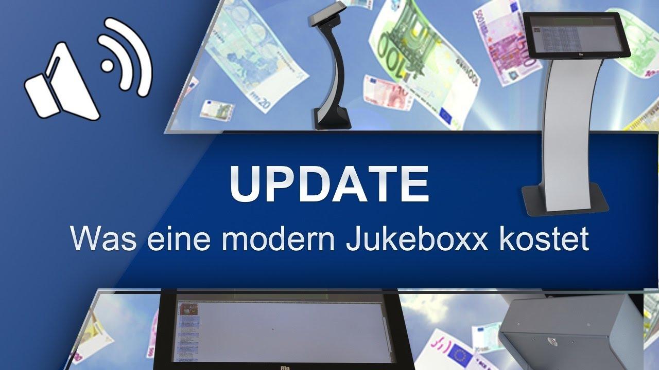 Update 05.04.17 modern Jukeboxx was kostet Sie und was ist noch ...