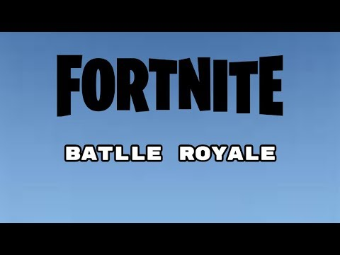 Fortnite Battle Royale | Basically pubg