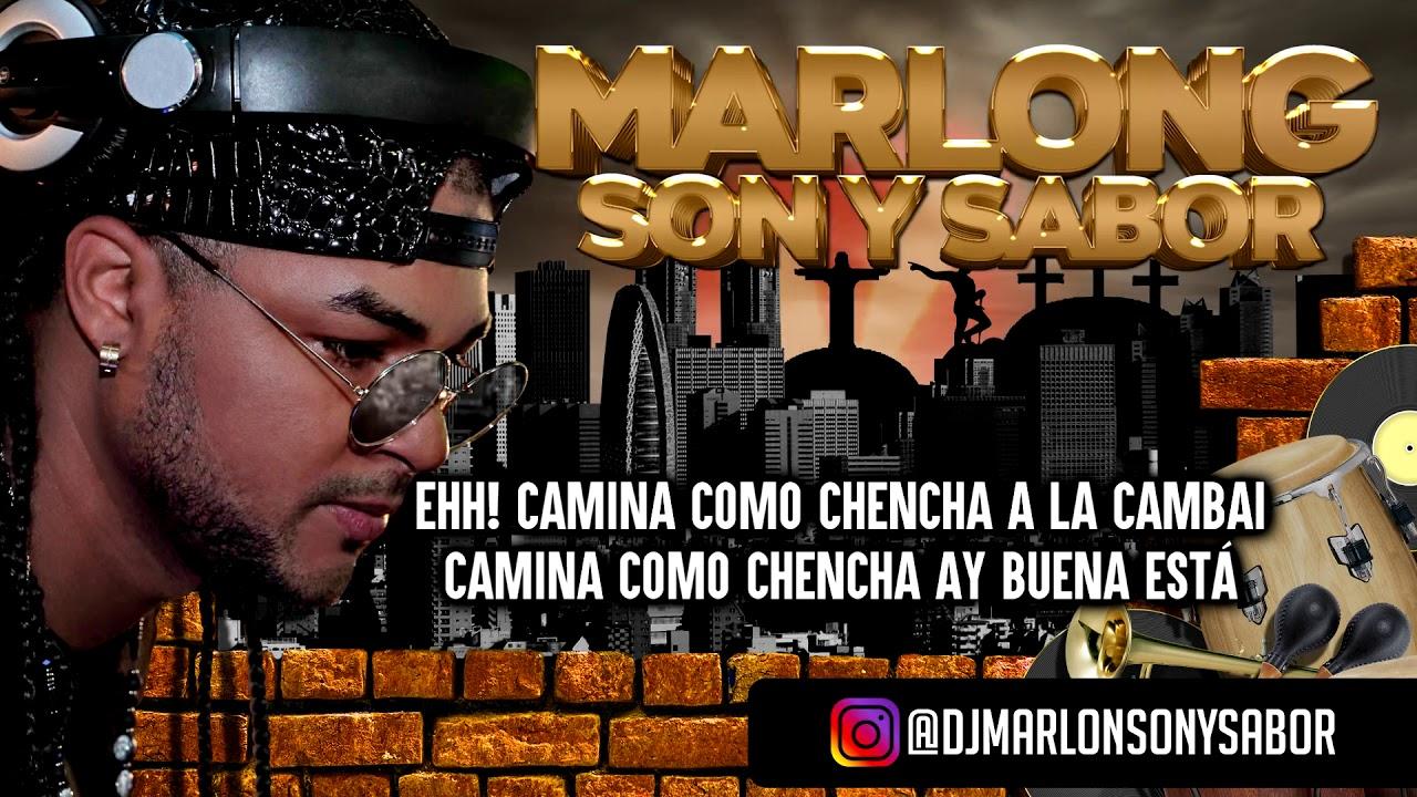 Tremendo Rumbon - Joe Cuba (Letra) - Marlong Son Y Sabor 2020 HQ