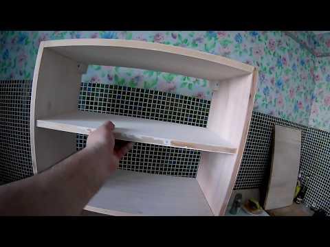 видео: Кухня своими руками. Массив дерева.(сосна) Кухня из мебельного щита. Шкафы кухни..Часть№1