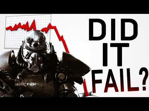 How Fallout 76 Failed The Industry... And Why thumbnail