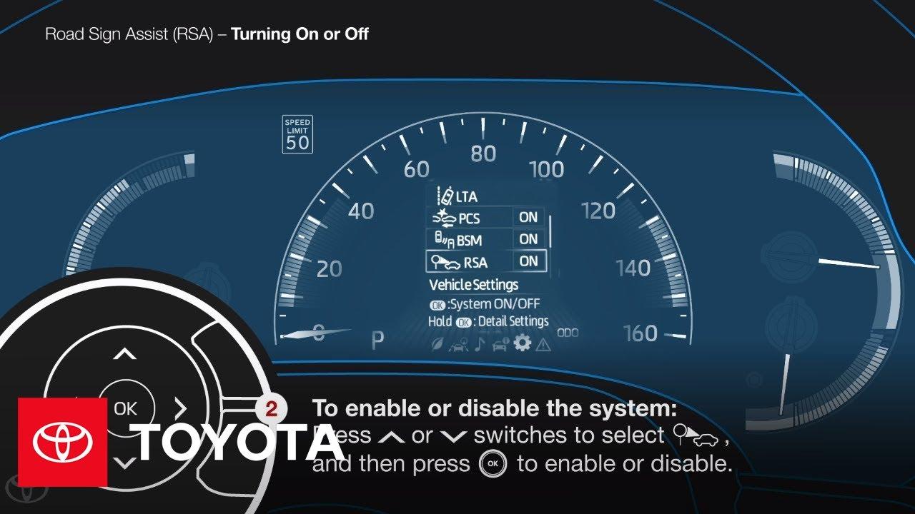 Toyota Letsgoplaces Toyotasafetysense