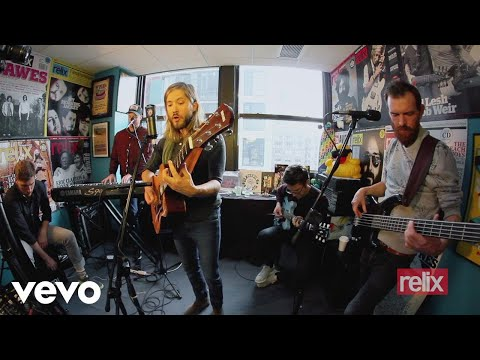 Moon Taxi - Two High (Relix Studio Session)