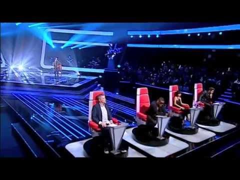 Bruno Meyners  You Found Me The Fray  Prova Cega  The Voice Portugal  Season 2